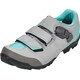Shimano SH-ME3 Shoes Women grey/turquoise